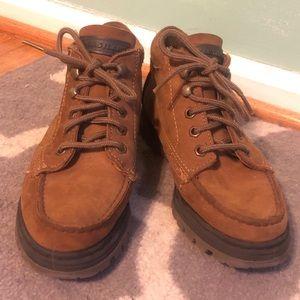 Vintage Eastland Suede Leather Boots